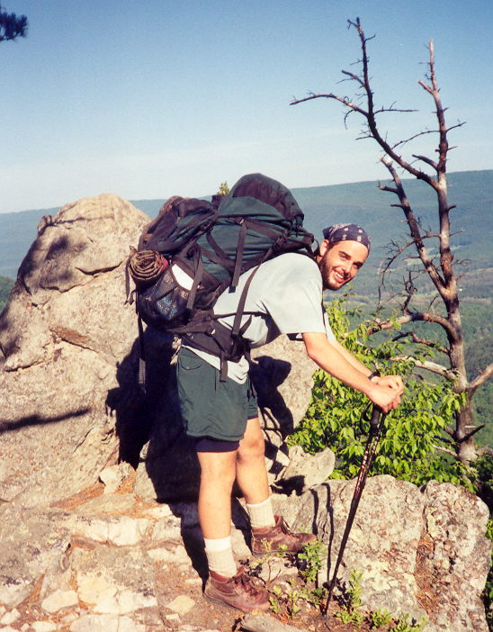 Thru-hiking Then (2002) & Now (2020)