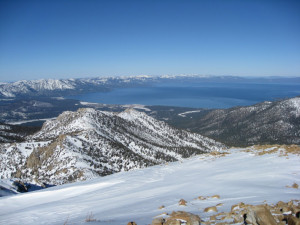 freel tahoe rim trail