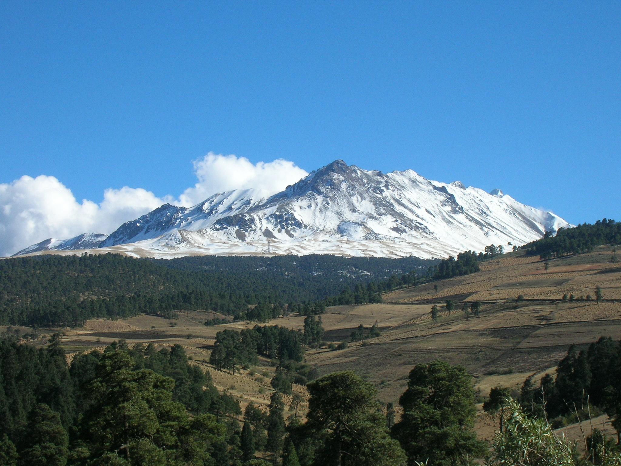 Place of the Week: Nevado de Toluca