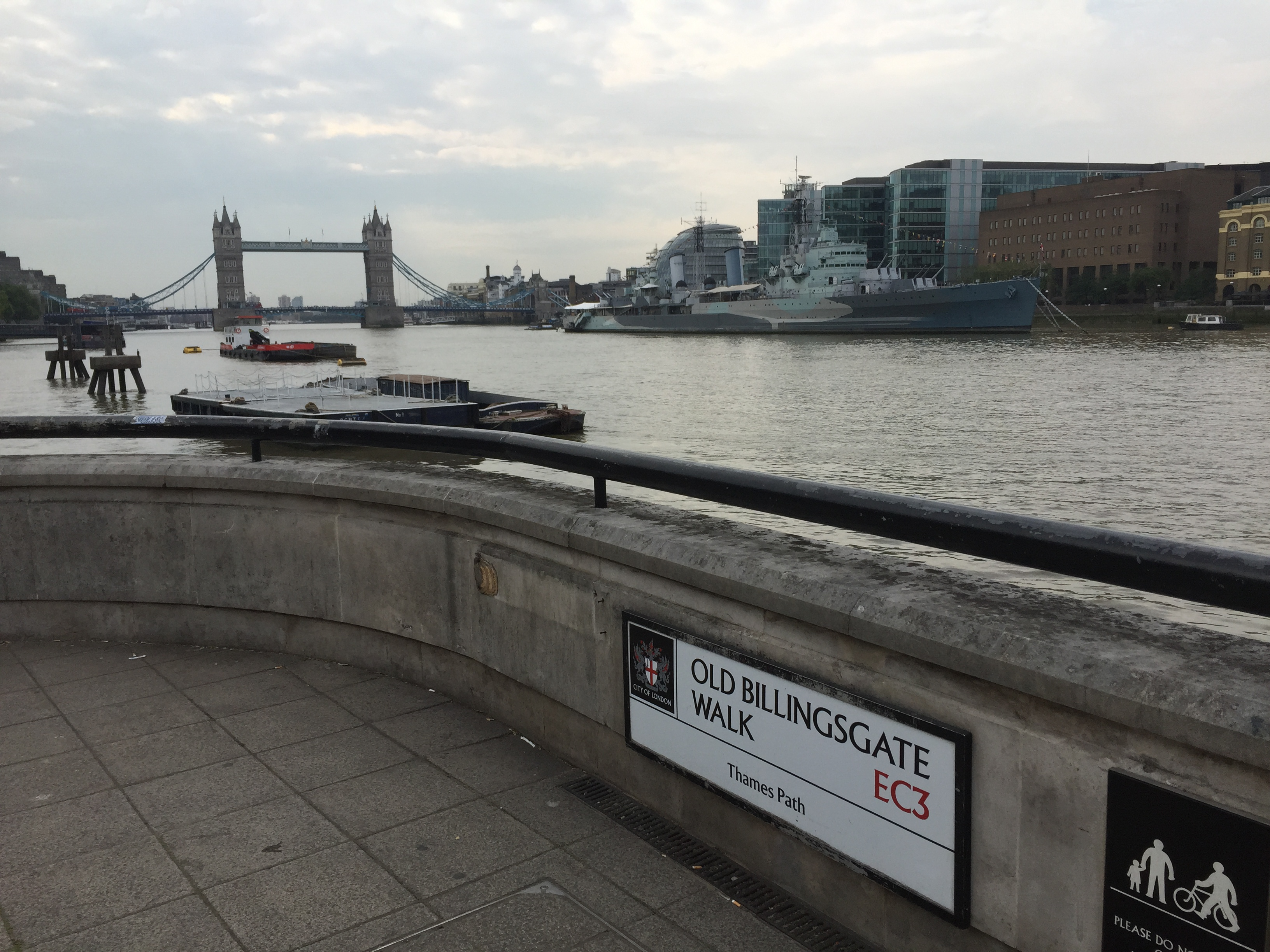 Mission Impossible & Thames Path