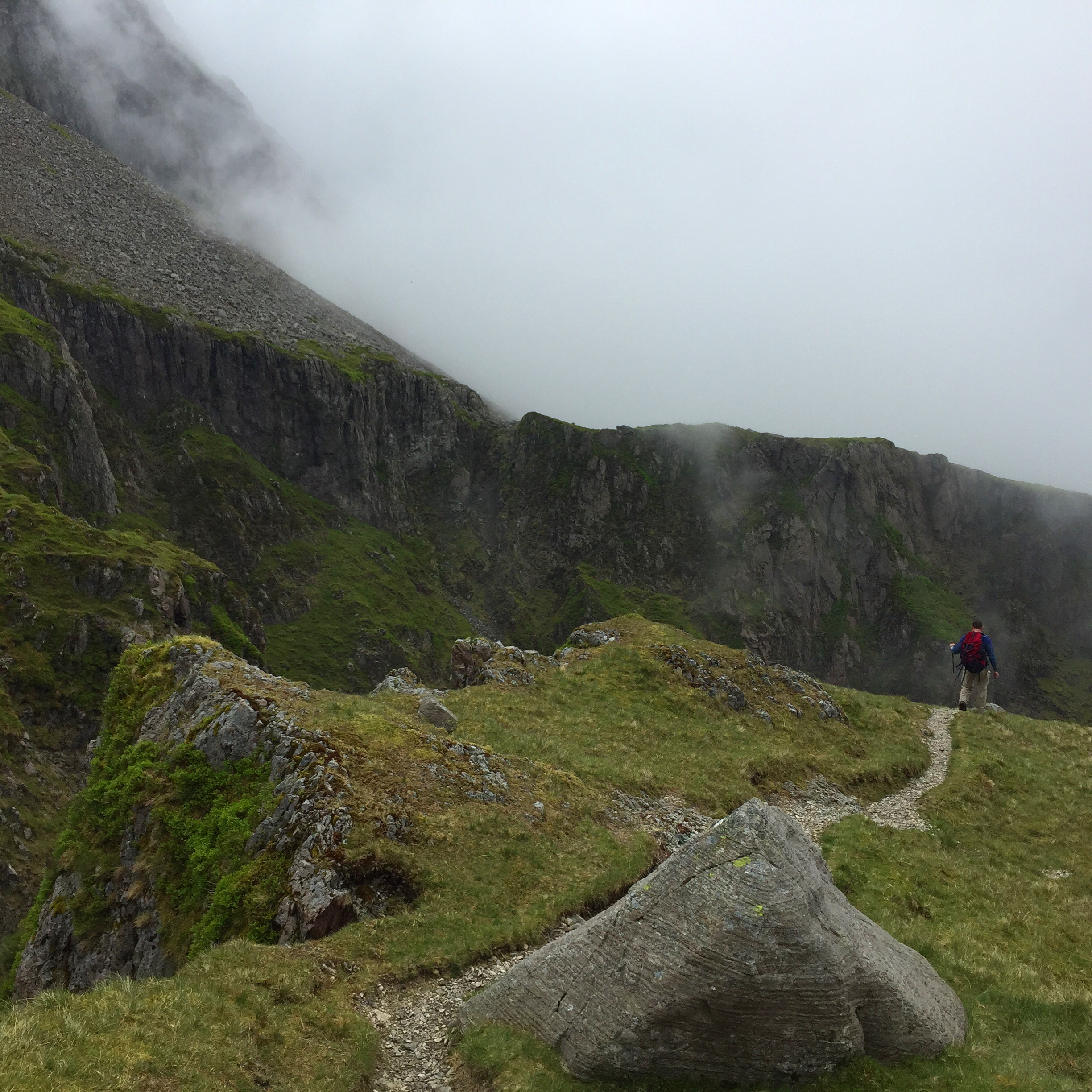 World Class Climb: Scafell Pike, Wasdale Head, & the Lake District