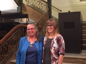 SMCPF Executive Directors: Julia Bott & Michele Beasley
