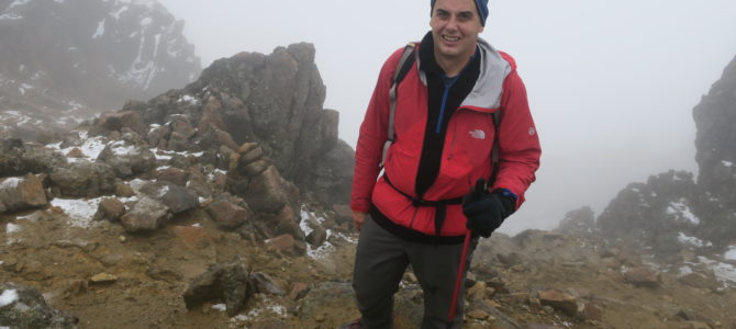 Climbing Ixta & the Mexican Volcanoes
