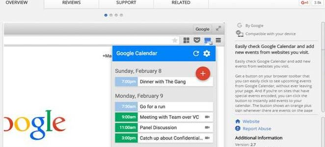 Technology Hiker Gear of the Year: Google Calendar