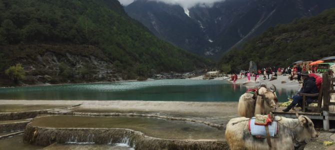 Visiting Chinese National Parks in Sichuan and Yunnan