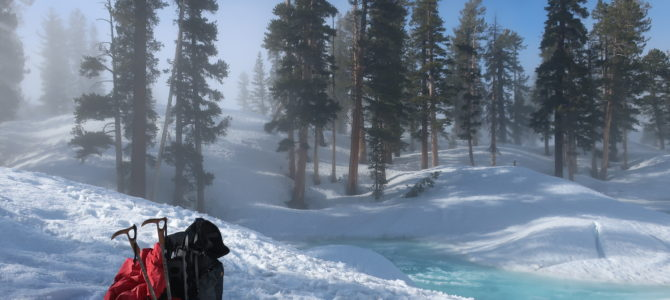 Heather Lake Snowshoe in Sequoia National Park