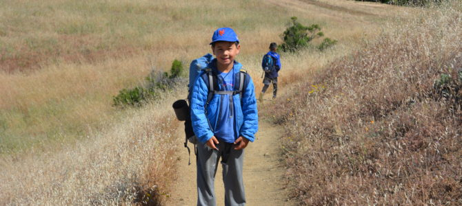 5 Tips for Planning a Beginner Backpacking Trip with Cub Scouts (part 1)