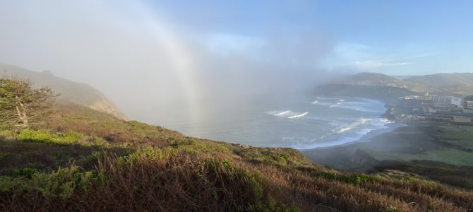 Fog Bow – My Favorite Bay Area Phenomenon